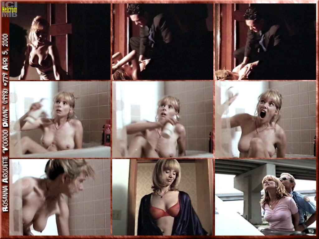 rosanna arquette nude movies